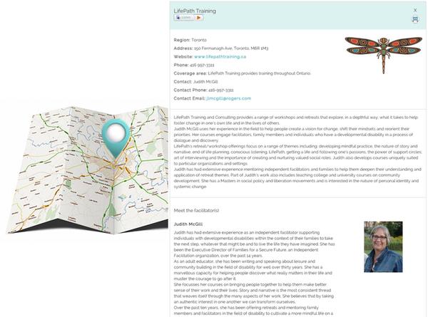 Map-Profile