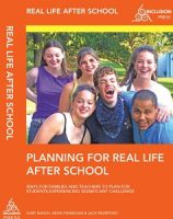 Image: Planning for Real Life after School